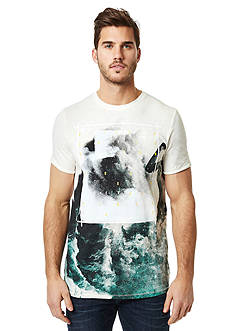 BUFFALO DAVID BITTON Nisaka Graphic Tee