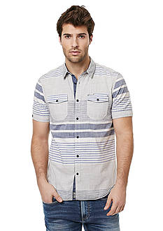 BUFFALO DAVID BITTON Sibrawel Shirt