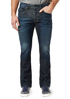 BUFFALO DAVID BITTON King-X Slim Bootcut Fit Stretch Jeans