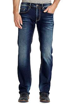 BUFFALO DAVID BITTON Driven-X Straight-Leg Jeans