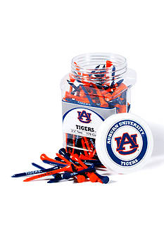 Team Golf Auburn Tigers 175 Count Imprinted Tee Jar