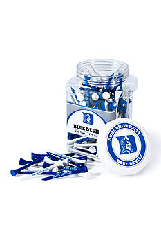 Team Golf Duke Blue Devils 175 Count Imprinted Tee Jar