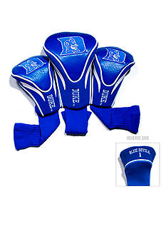 Team Golf Duke Blue Devils 3-Pack Contour Head Covers