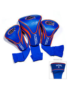 Team Golf Florida Gators 3-Pack Contour Head Covers