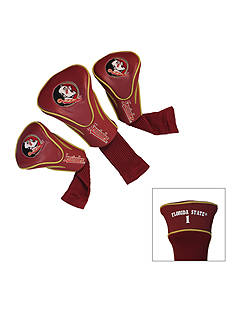 Team Golf Florida State Seminoles 3-Pack Contour Head Covers