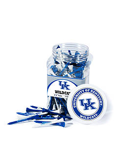 Team Golf Kentucky Wildcats 175 Count Imprinted Tee Jar