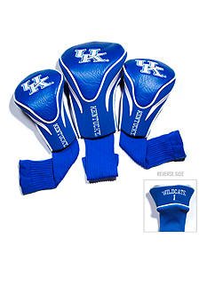 Team Golf Kentucky Wildcats 3-Pack Contour Head Covers