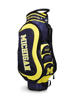 Team Golf Michigan Wolverines Medalist Cart Bag