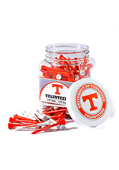 Team Golf Tennessee Volunteers 175 Count Imprinted Tee Jar
