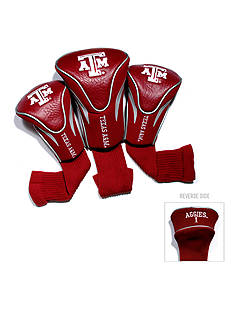 Team Golf Texas A & M Aggies 3-Pack Contour Head Covers