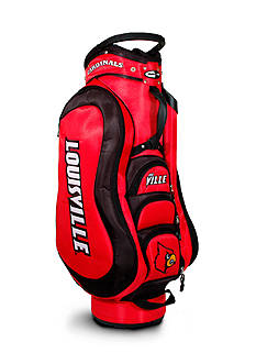 Team Golf Louisville Cardinals Medalist Cart Bag