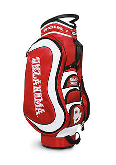 Team Golf Oklahoma Sooners Medalist Cart Bag