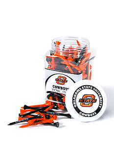 Team Golf Oklahoma State 175 Count Imprinted Tee Jar
