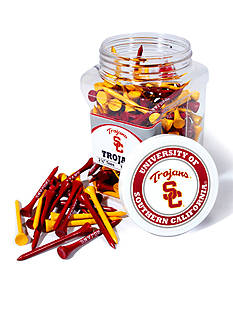 Team Golf USC Trojans 75 Count Imprinted Tee Jar