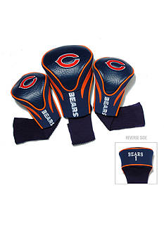 Team Golf Chicago Bears 3-Pack Contour Head Covers