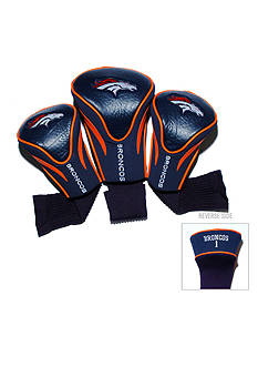 Team Golf Denver Broncos 3-Pack Contour Head Covers