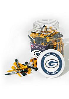 Team Golf Green Bay Packers 175 Count Imprinted Tee Jar