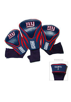 Team Golf New York Giants 3-Pack Contour Head Covers