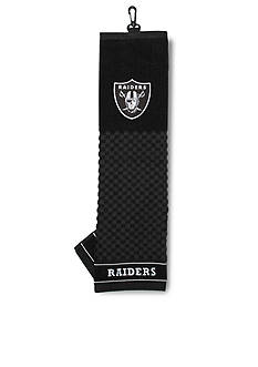 Team Golf Oakland Raiders Embroidered Towel