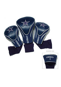 Team Golf Dallas Cowboys 3-Pack Contour Head Covers