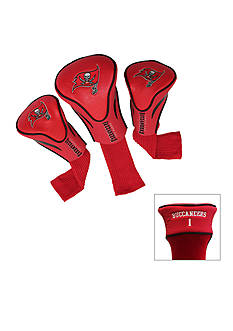 Team Golf Tampa Bay Buccaneers 3-Pack Contour Head Covers