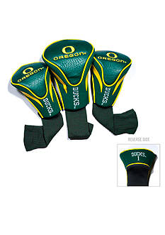 Team Golf Oregon Ducks 3-Pack Contour Head Covers