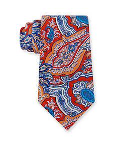 IZOD Pacific Paisley Tie