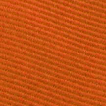 Young Men: Izod Accessories: Orange IZOD Chesapeake Solid Tie