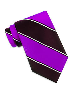 Izod Foster Striped Tie