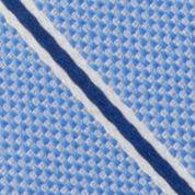 Young Men: Izod Ties: Blue IZOD Seacoast Stripe Tie