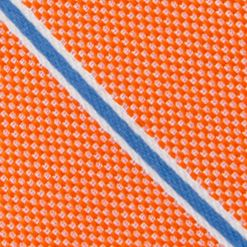 Young Men: Izod Accessories: Orange IZOD Seacoast Stripe Tie