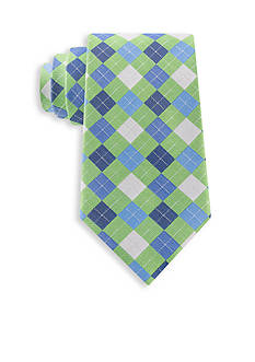 IZOD Ashford Argyle Plaid