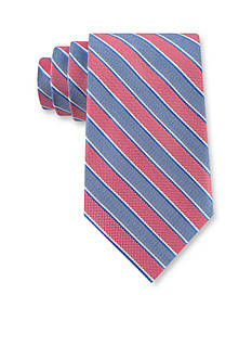 IZOD Shoreline Bengal Stripe Tie