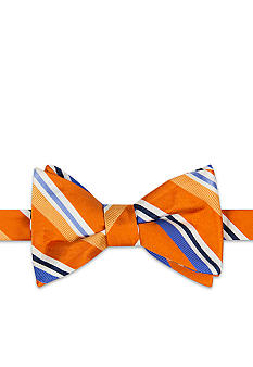 Izod Yankees Stripe Bow Tie