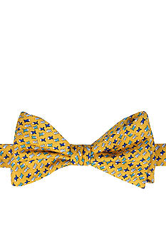 Izod School Of Fish Bow Tie