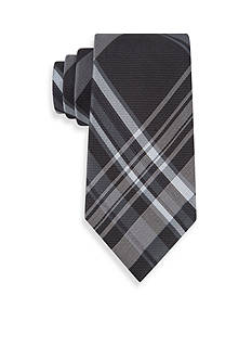 Calvin Klein University Plaid Tie