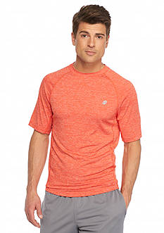 SB Tech Short Sleeve Stripe Crew Neck Tee
