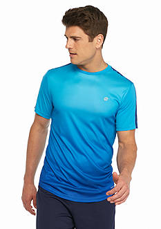 SB Tech Short Sleeve Ombre Crew Neck T-Shirt