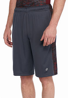 SB Tech Printed Panel Basketball Shorts