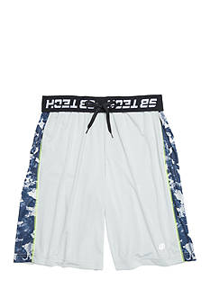 SB Tech 10-in. Blob Print Basketball Shorts