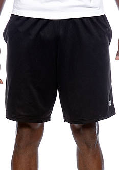 SB TECH Solid Mesh Shorts