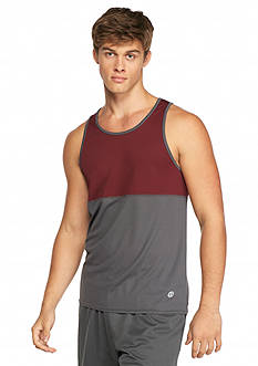 SB Tech Colorblock Run Tank