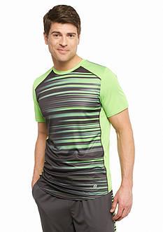 SB Tech Short Sleeve Treak Print Crew Neck Shirt