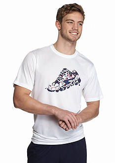 SB Tech CoolPlay Splatter Shoe T-Shirt
