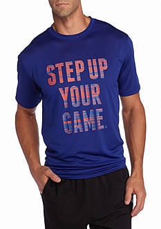 SB Tech Step Up Your Game Graphic Tee