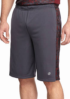 SB Tech Big & Tall Printed Panels Basketball Shorts