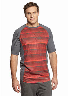 SB Tech Big & Tall Allover Printed Crew Shirt