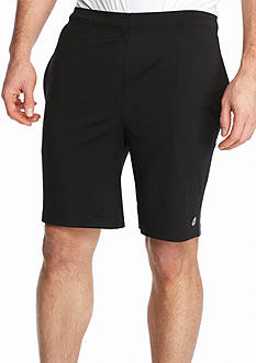 SB Tech Big & Tall Solid Micro Shorts