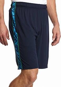 SB Tech Big & Tall Camo Panel Micro Shorts