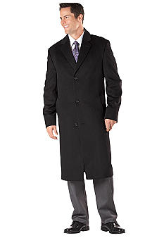 Saddlebred Princeton Full Length Topcoat